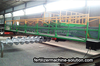 Organic Fertilizer Production Line Site