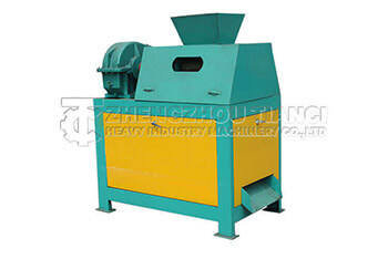 double roller granulator