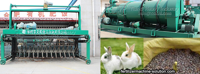 organic fertilizer production line