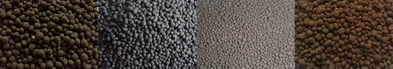 Solution of fertilizer caking in organic fertilizer production line