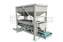 Single Silo Single Weigh Dynamic Automatic Batching System