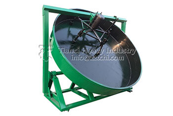 Disc Granulator