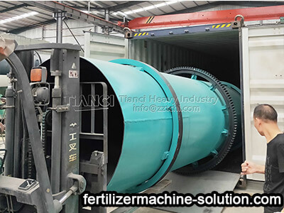 bb fertilizer production line 1