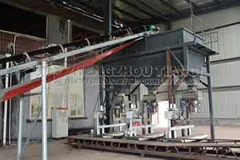Tons Bag Fertilizer Packing Machine