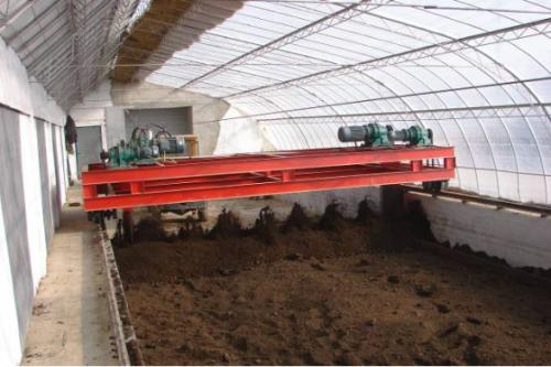 Plant planning for production line of granular organic fertilizer with an annual output of 30000 tons